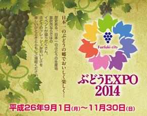 ぶどうEXPO2014